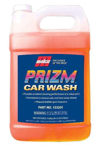 Malco Prizm Wash Shampoo 1 Gallon (US)