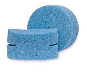 Detail split foam BLUE (Set of 2)