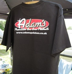Adams Polishes T Shirt