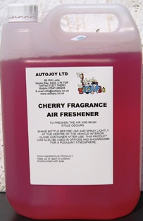 Autojoy Car Freshener Cherry 5 Litre