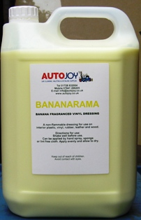 Autojoy Bananarama Dressing 5 Litre
