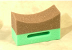 Tyre Dressing Sponges - Crescent