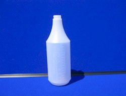 Plastic Opaque 947ml Bottle
