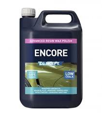 Concept Encore Car polish 5 Litre