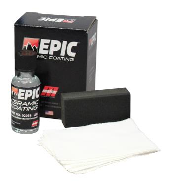Malco Epic Ceramic Coat Single Use Kit