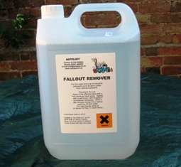 Autojoy Fall Out Remover 5 Litre