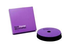 "Koch Chemie Microcut Foam Pad 76mm (3"") Purple"