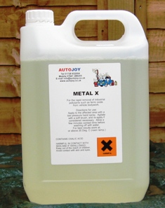 Autojoy Metal X 5 Litre (new formula)