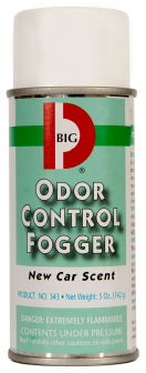 Odor Fogger 5 oz can (New Car)