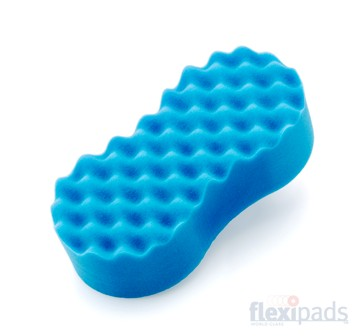 big blue waffle wash pad car cleaning products valeting supplies