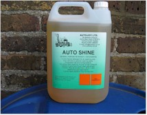 Autojoy Autoshine Concentrated Hi-Foam Car Shampoo  5 Lt