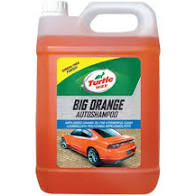 Turtle Wax Big Orange Shampoo 5 Litre