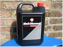 Black Diamond Solvent Glass cleaner 5 Litre