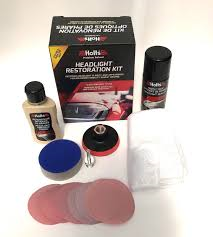 Holts Headlight Restoration Kit