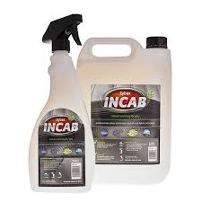 Incab 750mls Vehicle Odour Eliminator