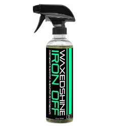 Waxedshine Iron Off Wheel Cleaner 473ml