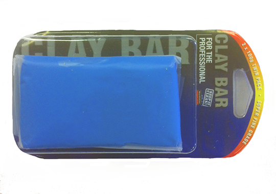 Clay Bar Medium (Blue) 2 pack