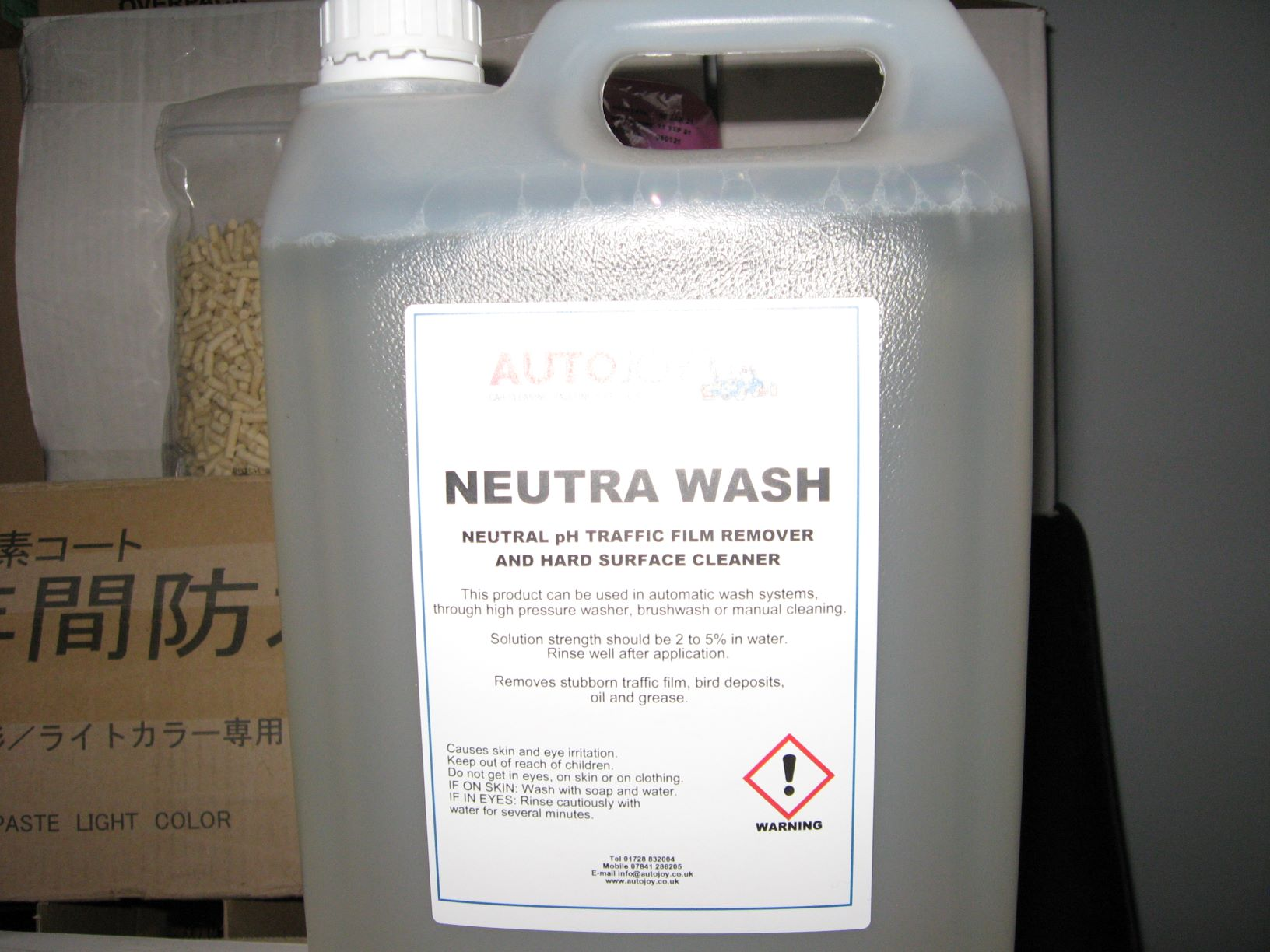 Autojoy Neutra Wash 5 Litre