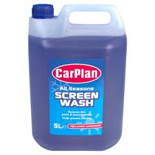 Car Plan Screenwash Concentrated 5 Litre