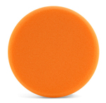 Koch Chemie Polishing Pad Orange Curved 135mm Velcro