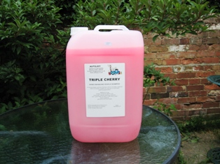 Autojoy Triple Cherry Wash & Wax 25 Litre