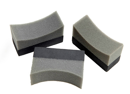 Tyre Dressing Sponge Shaped (priced per 1)