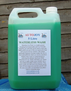 Autojoy Waterless Wash 5 Litre